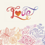 The Colours Of Love - DeinDesign